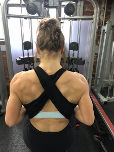 shoulder retraction
