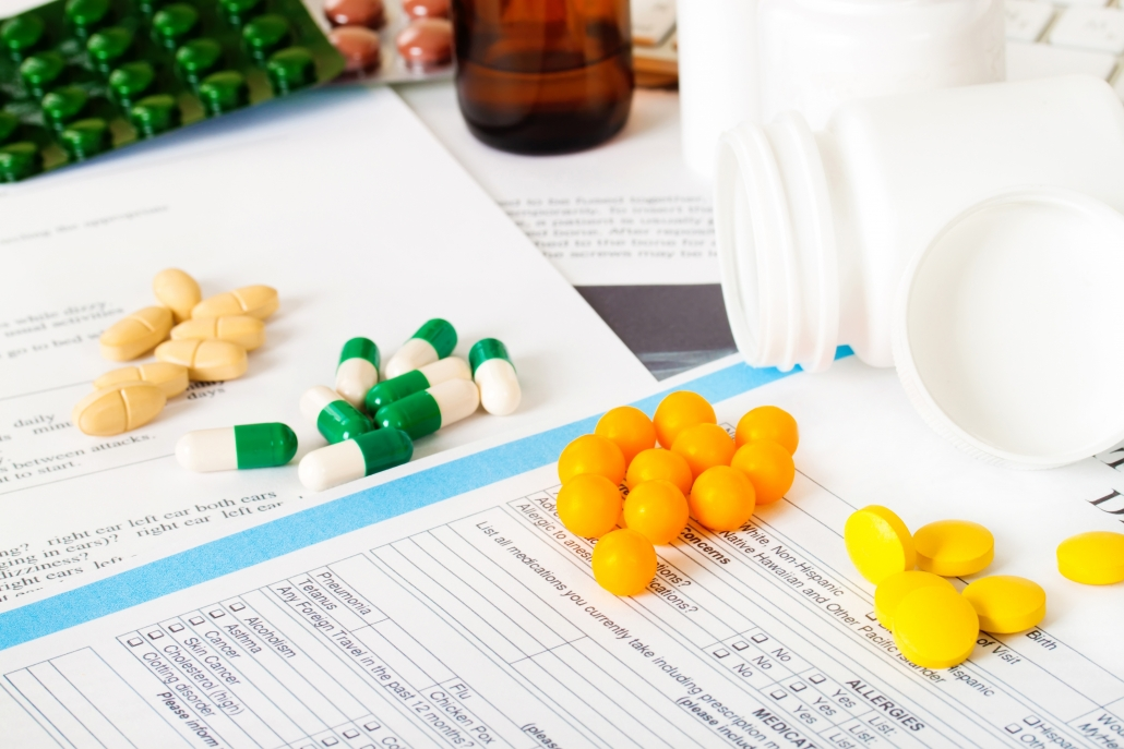 pills for back pain