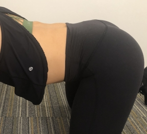 internal aspects of core exercises for back pain
