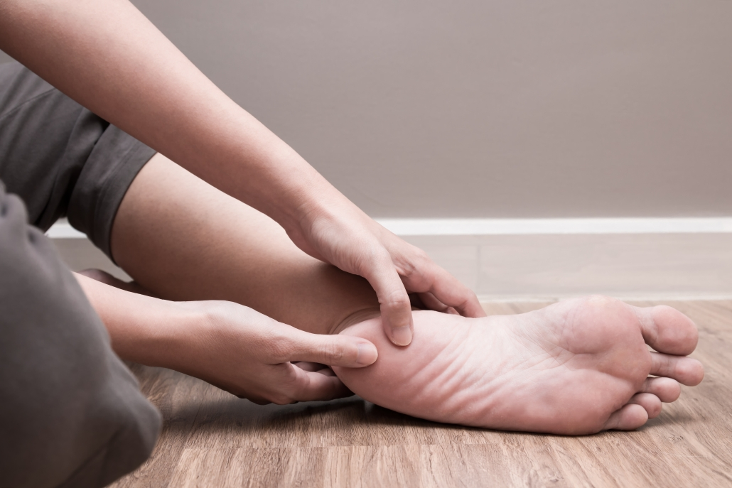 treatment for plantar fasciitis foot pain