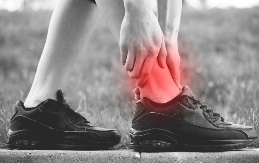 Ankle Pain & Ankle Sprains
